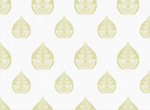 Textile - Print - Banyan - Honey Gold