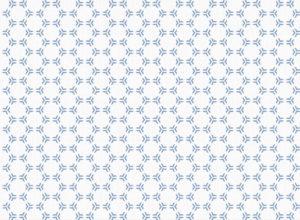 Textile - Print - Link - Forever Blue
