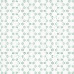 Textile - Print - Link - Jade Green