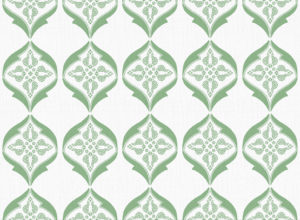 Textile - Print - Calio - Forest Green