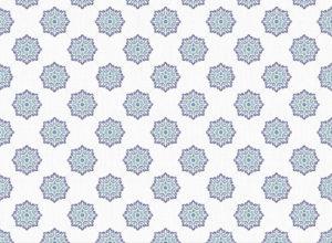 Textile - Print - Jaipur - Moonlight Blue