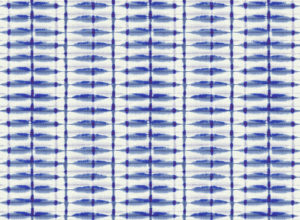 Textile - Print - Zesty - Monaco Blue