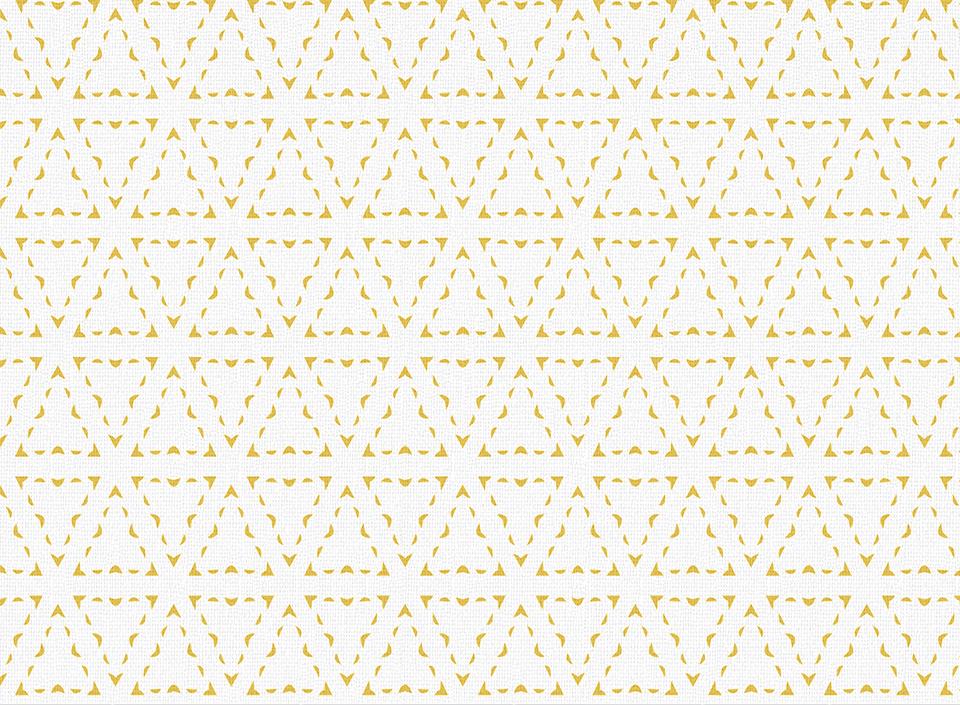 Textile - Network - Gold