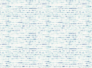 Textile - Print - Grasscloth - Sapphire