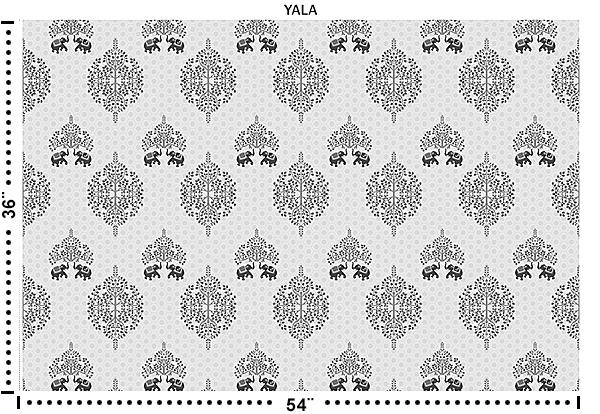 Pattern: Yala