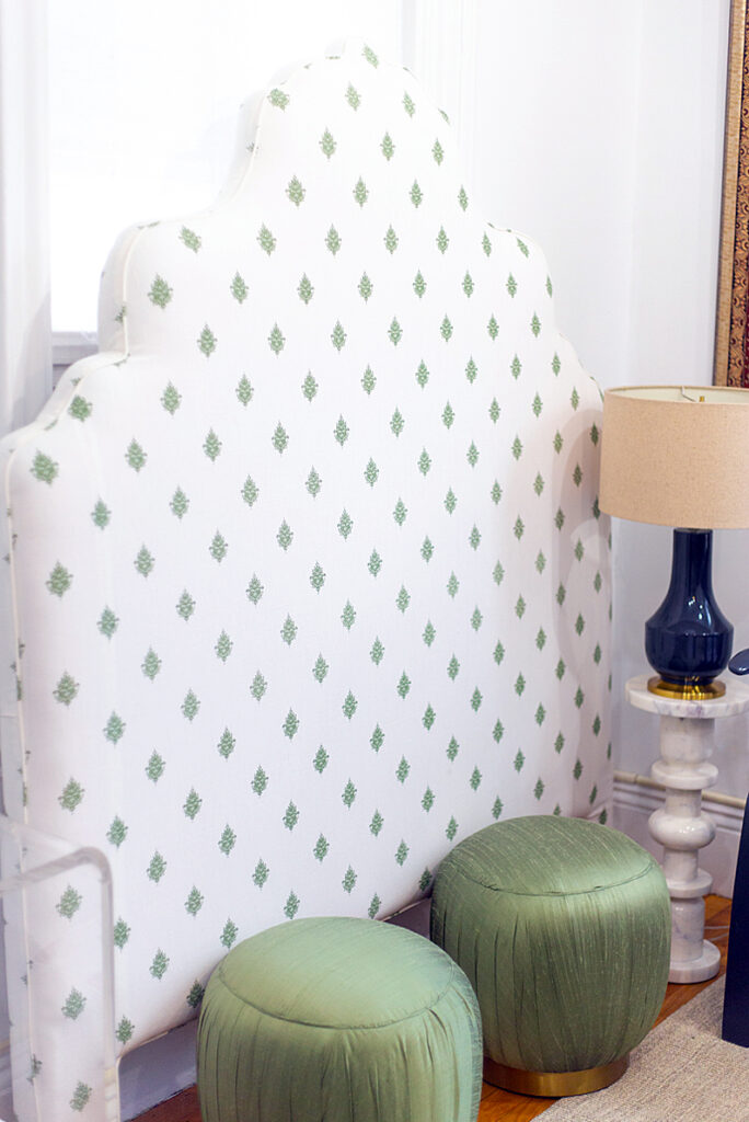 Behl Designs - Textile Pattern Kousa - Color Cactus