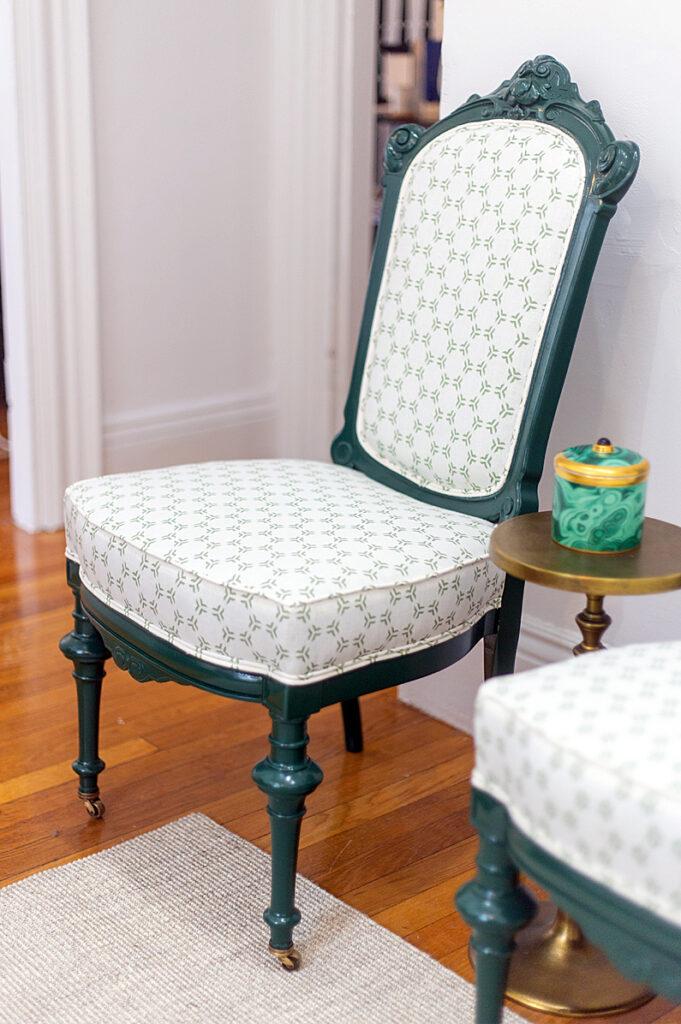 Behl Designs - Textile Pattern Link - Color Jade Green