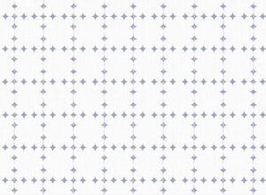 Textile - Print with Embroidery - Jharoka - Blue Granite
