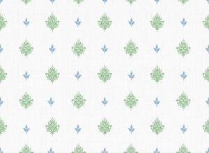 Textile - Print with Embroidery - Kousa - Cactus